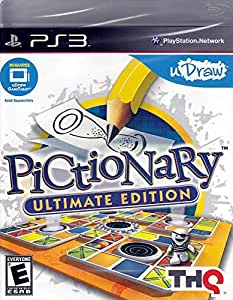 Pictionary Ultimate Edition(PS3 輸入版:北米)(輸入版:北米)PS3