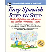Easy Spanish Step-by-Step: Master High-Frequency Grammar for…