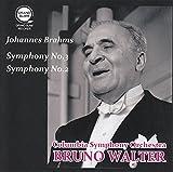 ブラームス : 交響曲 第3番 | 交響曲 第2番 (Johannes Brahms : Symphony No.3 | Symphony No.2 / Bruno Walter | Columbia Symphony Orchestra)