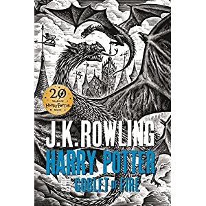 Harry Potter and the Goblet of Fire (Harry Potter 4 Adult Edition)