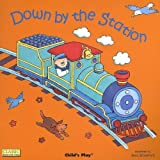 Down by the Station [With CD] (Classic Books with Holes)