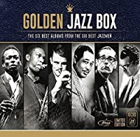 Golden Jazz Box