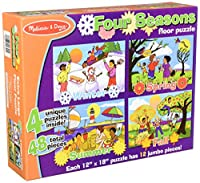 Seasons Floor Puzzle