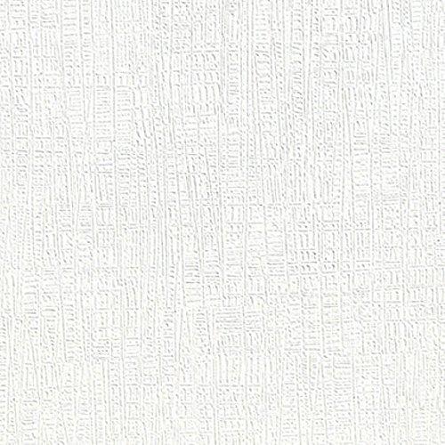 壁紙 シール 白 【ホワイト無地の貼ってはがせる壁紙シール】 幅50cm×10cmサンプルサイズ クロス のり付き リメイクシート 壁紙 シール ブリック