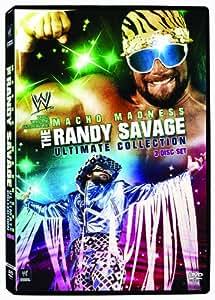 Wwe Macho Madness: Randy Savage Ultimate Coll [DVD] [Import]