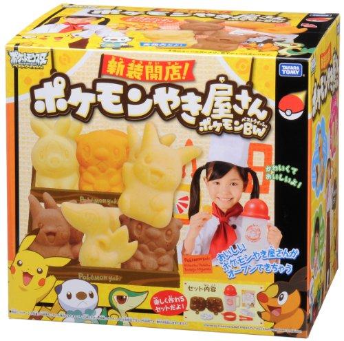 [해외]신장 개업! 포켓몬 やき屋 씨 포켓몬 BW/Newly opened store! Pokemon Yakitori Pokemon BW