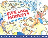 Five Little Monkeys Wash the Car (A Five Little Monkeys Story) (English Edition)