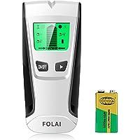 FOLAI 下地探し 下地センサー 壁うらセンサー デジタル探知機 一台三役 金属 AC電源 木材探知 オートオフ 日本…