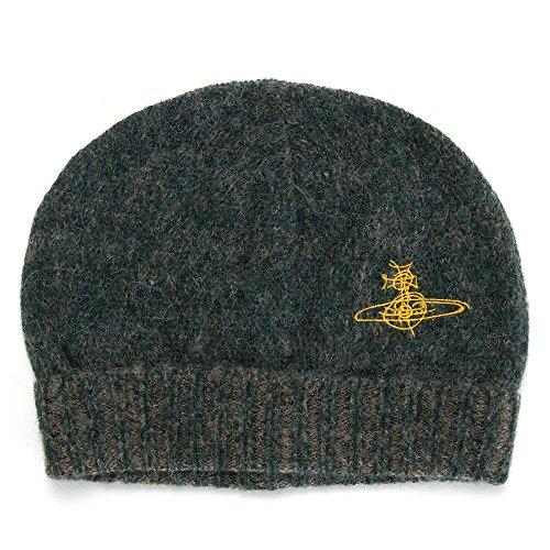 ヴィヴィアンウエストウッド Vivienne Westwood 帽子 レディース メンズ グレー 25TC006 13089 002 [並行輸入品]