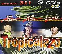Tropicalazo: Serie Max 3x1