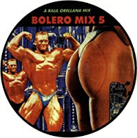BOLERO MIX 5 [LP] (PICTURE DISC) [Analog]