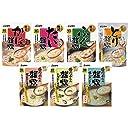シマヤ 国産米100 使用 雑炊 7種セット(1食×7種類) 1663g