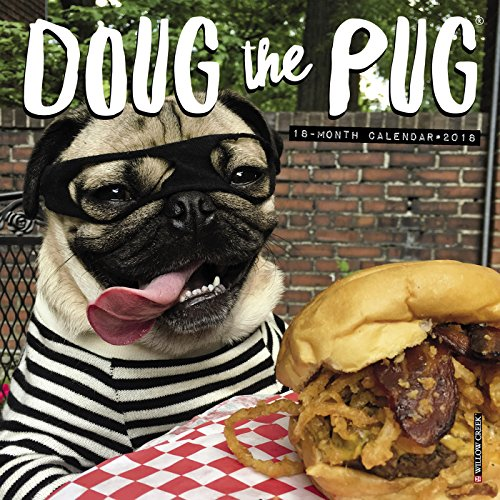 Download Doug the Pug 2018 Calendar 1682347583