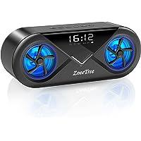 bluetooth スピーカー ワイヤレススピーカー LED スマホスピーカー