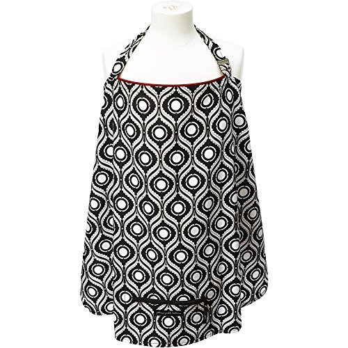 Petunia Pickle Bottom Haven Nursing Cover, Evening in Islington by Petunia Pickle Bottom [並行輸入品]