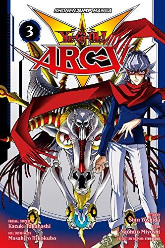 Yu-Gi-Oh! Arc-V, Vol. 3: Swinging Pendulums of Destiny!!