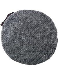 ハッピーハット リボン付きベレー帽 格子編み かわいいニットリボン