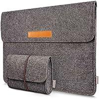 Inateck 13.3Inch インナーケース Macbook Air/ MacBook Pro Retina/ウルトラブック/ネットブック用 プロテクターケース [ カラー: ブラック]