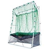 サクライ貿易(SAKURAI) Promark(プロマーク) 野球 ソフトボール トレーニング バッティングネット バッティングトレーナー ネット連続 HTN-88