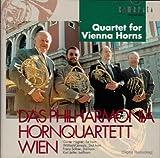 ウィンナ・ホルンによる四重奏曲集
