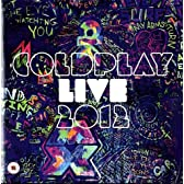 Coldplay-Live 2012 (DVD/CD)