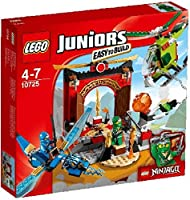 LEGO Juniors 10725: Lost Temple Mixed [並行輸入品]