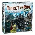(1, Original Packaging) - Ticket to Ride Europe