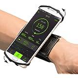 VUP Wristband Phone Holder for iPhone X iPhone 8 8Plus 7 7 Plus 6S 6 5S Samsung Galaxy S8 Plus S7 Edge Google Pixel 180° Rota