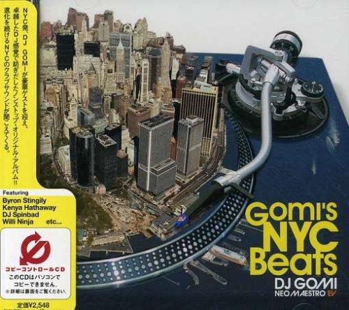 "NEO MAESTRO EV""Gomi's NYC Beats""(CCCD)"