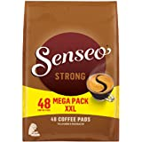 Senseo Strong Dark Roast Coffee, 480 Pods (10 Bags of 48 pods)