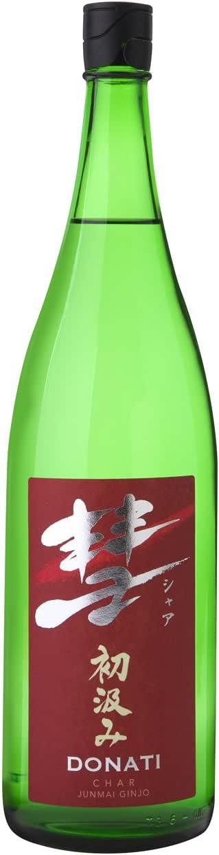 彗 -シャア- DONATI 初汲み 純米吟醸 1800ml