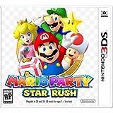 Nintendo CTRPBAAE Mario Party Star Rush, 3DS