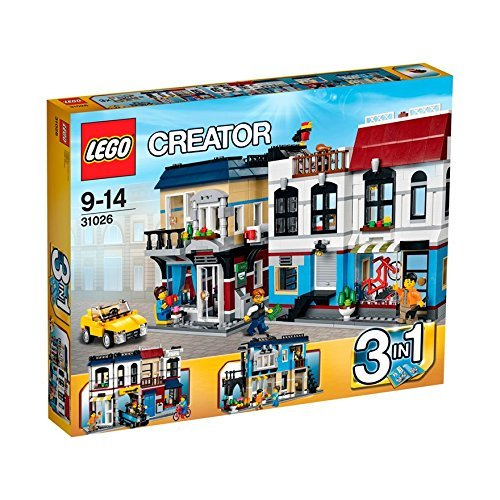 LEGO Creator Bike Shop and Cafe 31026 by LEGO