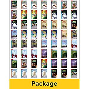 Inspire Science Grade 3, Leveled Reader Library, 6 Each of 56 Books
