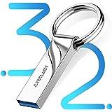 TECLAST USBメモリ 32GB USB3.2(Gen1) USB3.1 高速転送 フラッシュドライブ 防水 防塵 耐衝撃 亜鉛合金製ボディ 小型 軽量 大容量 フラッシュドライブ USB Type Aコネクター PS4動作確認済 日本語取扱説