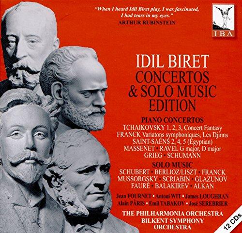 Idil Biret Concertos & Solo Mu
