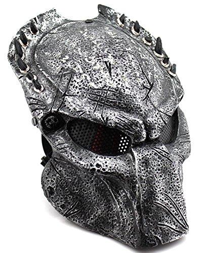 ミリテック プレデター Wolf 2.0タイプ メッシュマスク ガンメタル [並行輸入品]