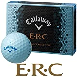 CALLAWAY(キャロウェイ):E・R・C 2016 ボール パールブルー (1ダース/12球入り)