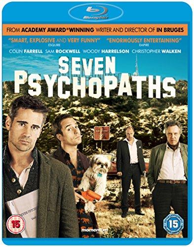 Seven Psychopaths [Blu-ray] [Import]