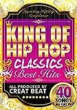 【洋楽DVD】 KING OF HIP HOP CLASSICS - CREAT BEAT