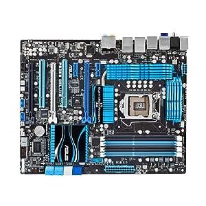 ASUSTek マザーボード Intel LGA1155/DDR3メモリ対応 ATX P8Z68 DELUXE