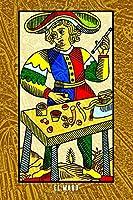 EL MAGO: Cuaderno de Tarot con 120 Páginas en blanco para practicantes de la cartomancia