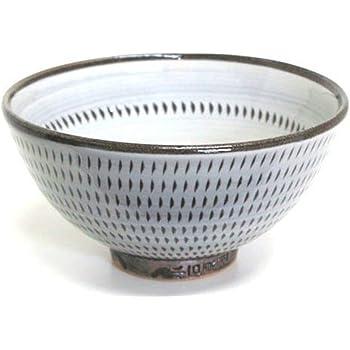 和雑貨 和食器 福岡県伝統工芸品 小石原焼 【蔵人窯】 手作り 茶碗 飯椀 飛びかんな