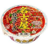 ニュータッチ 凄麺名古屋台湾ラーメン 110g×12個