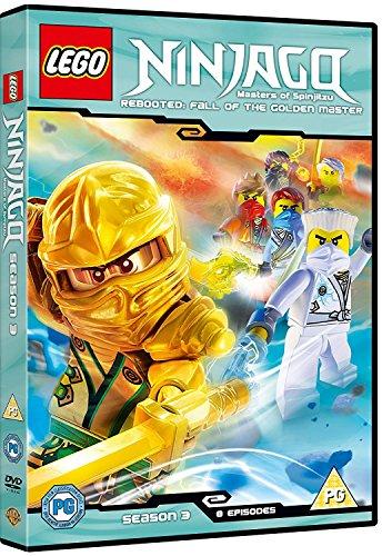 LEGO Ninjago - Masters of Spinjitzu: Season 3 [Region 2]