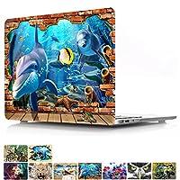 Macbook Air 13インチケース、papyhallドリームキャッチャーデザインハードケースプラスチックゴム引きコーティングハードカバーケースfor Apple MacBook Air 13インチモデル: a1369/a1466