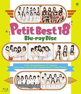 プッチベスト18 Blu-ray Disc