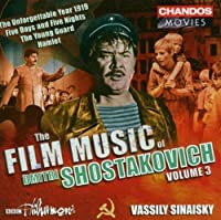 Film Music of Dmitri Shostakovich by ARNOLD BAX (2006-10-17)