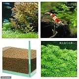水草とシュリンプの土 こげ茶 3.3kg (約3リットル) (細粒タイプ) 熱帯魚 用品 ソイル