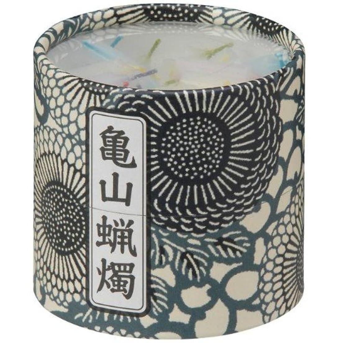 見分ける遅い熟練した亀山五色蝋燭(小) 約130本入り